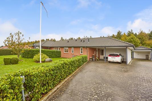 Villa på Endelavevej i Middelfart - Ejendommen