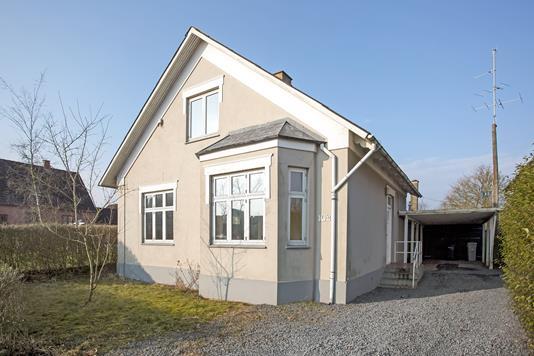 Villa på Kauslundevej i Middelfart - Ejendommen