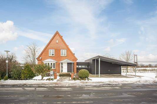 Villa på Falstersvej i Middelfart - Ejendommen