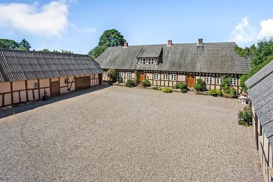 Villa på Skovgårdvej i Harndrup - Andet