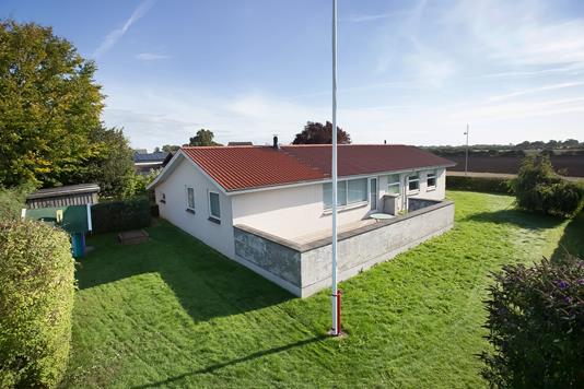 Villa på Gamborgvej i Middelfart - Ejendommen