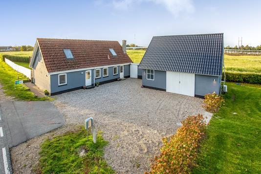 Villa på Rugårdsvej i Harndrup - Ejendommen