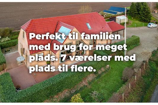 Villa på Kærbyvej i Asperup - Andet