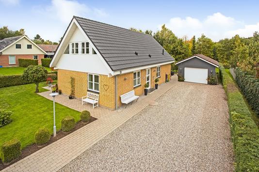 Villa på Skovhaven i Brenderup Fyn - Ejendommen