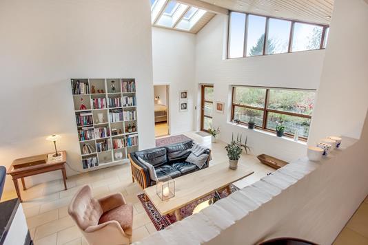 Villa på Carl Nielsens Vej i Middelfart - Stue