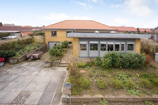 Villa på Danmarksvej i Middelfart - Ejendommen