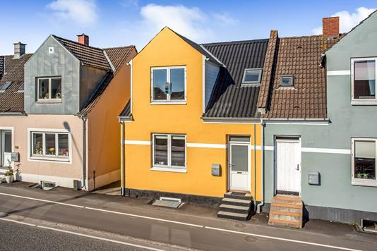 Villa på Brovejen i Middelfart - Ejendommen