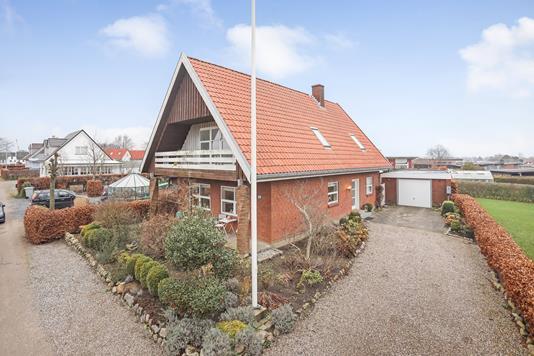 Villa på Birkehøjvej i Gelsted - Ejendommen