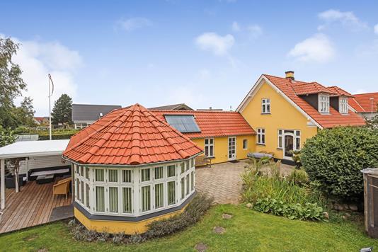 Villa på Tjørnevej i Gelsted - Ejendommen