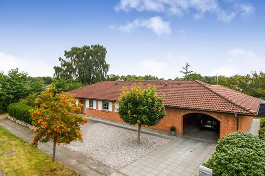 Villa på Jørgensvej i Assens - Ejendommen