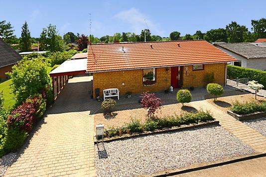Villa på Elmelundsvej i Assens - Mastefoto