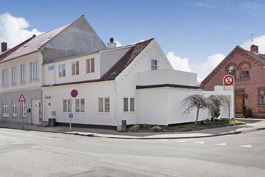 Rækkehus på Nørregade i Assens - Ejendommen