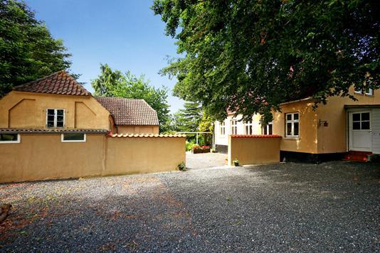 Villa på Odensevej i Assens - Ejendommen