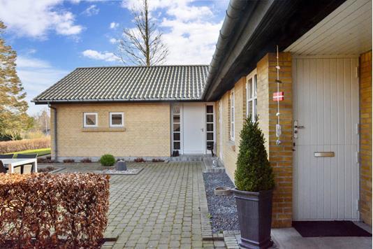 Villa på Kappelvænget i Glamsbjerg - Ejendommen