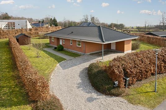 Villa på Skovbrynet i Glamsbjerg - Ejendommen