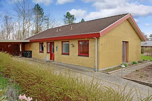 Villa på Rågevænget i Assens - Ejendommen