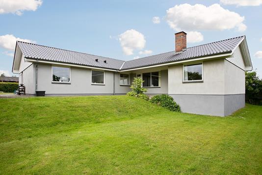 Villa på Birkevænget i Ebberup - Ejendommen