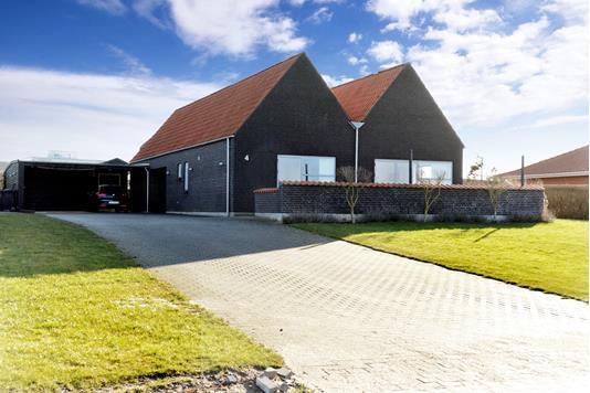 Villa på Bastholmvænget i Assens - Ejendommen