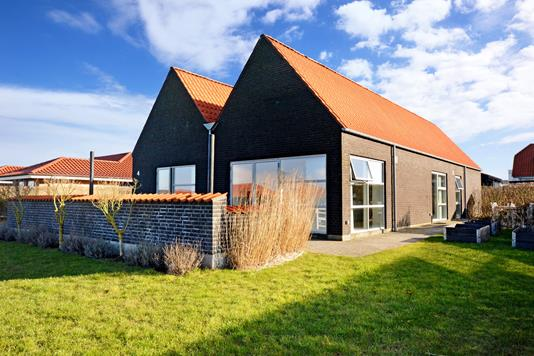 Villa på Bastholmvænget i Assens - Have