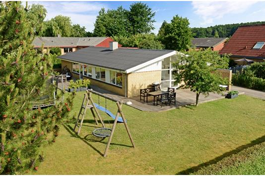 Villa på Bøgevej i Glamsbjerg - Have