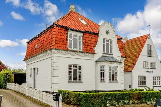 Villa på Bakkevej i Assens - Ejendommen