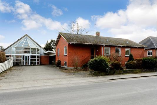 Villa på Old Gyde i Glamsbjerg - Ejendommen