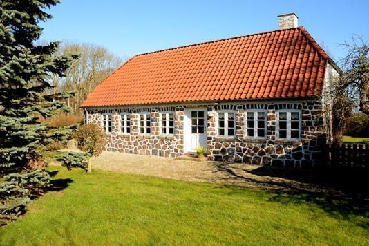 Villa på Ræveskoven i Ebberup - Ejendommen