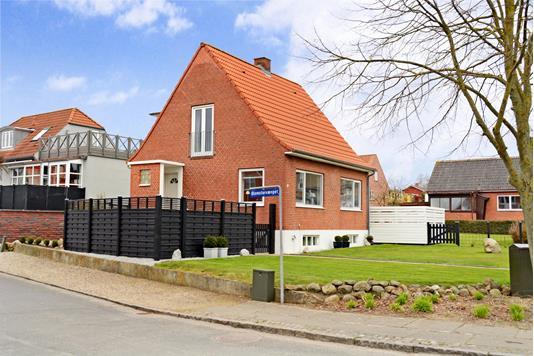 Villa på Kildensmindevej i Assens - Ejendommen