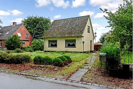 Villa på Chr. Richardtsvej i Glamsbjerg - Ejendommen