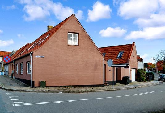 Rækkehus på Thorvald Niss Gade i Assens - Andet