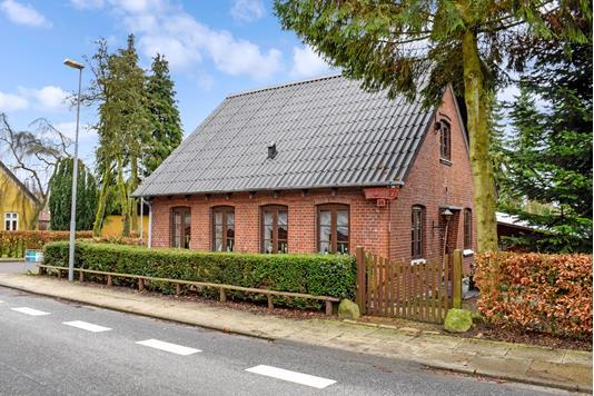 Villa på Krengerupvej i Glamsbjerg - Ejendommen