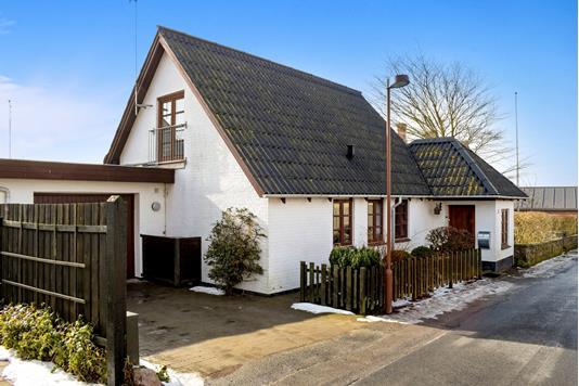 Villa på Drejet i Assens - Ejendommen