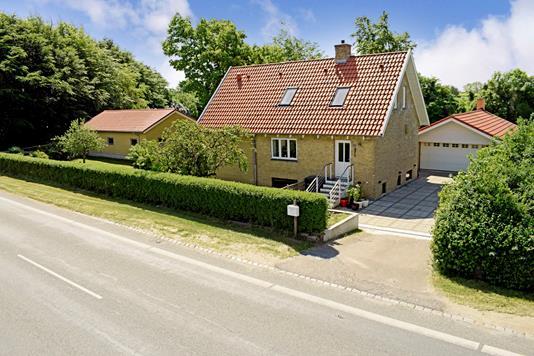 Villa på Fåborgvej i Assens - Ejendommen