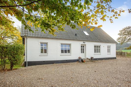 Villa på Langemosevej i Assens - Ejendommen