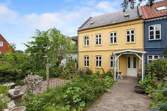 Rækkehus på Fåborgvej i Assens - Andet