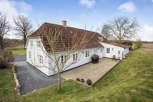 Villa på Blangstrupvej i Assens - Ejendommen