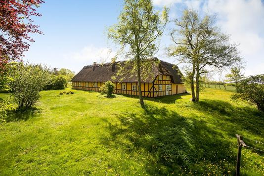 Villa på Middelfartvej i Assens - Ejendommen