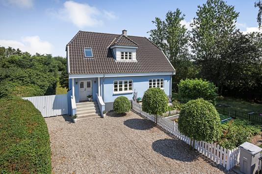 Villa på Store Landevej i Aarup - Ejendommen