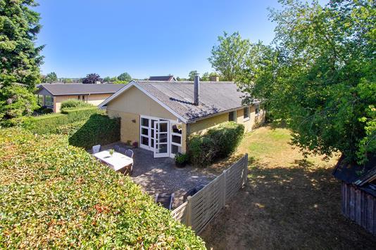 Villa på Nyborgvej i Næstved - Ejendommen