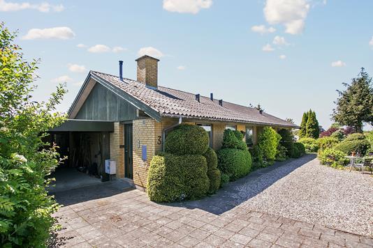 Villa på Ageren i Næstved - Ejendommen