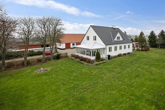 Villa på Førslevvej i Næstved - Ejendommen