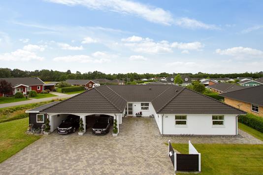 Villa på Drosselvej i Glumsø - Ejendommen