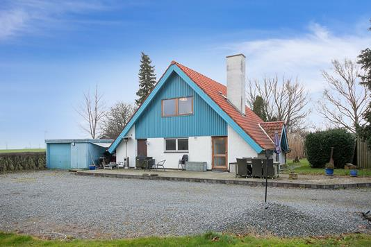 Villa på Tåstrupvej i Næstved - Ejendommen