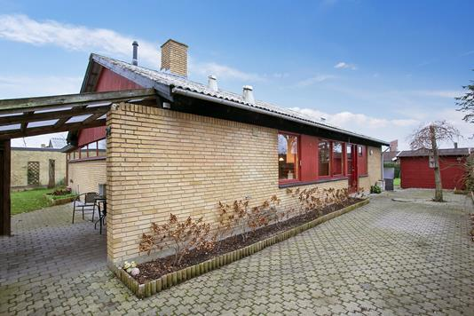 Villa på Dalumvej i Næstved - Ejendommen