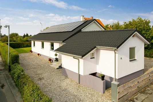 Villa på Hasselvej i Næstved - Ejendommen