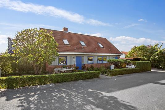 Villa på Fodbygårdsvej i Næstved - Ejendommen
