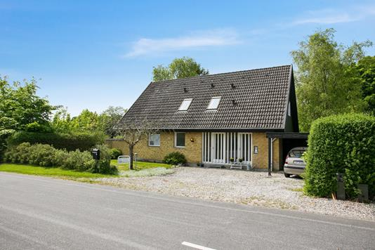Villa på Fasanvænget i Tappernøje - Ejendommen