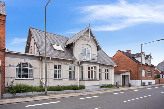 Villa på Indre Vordingborgvej i Næstved - Ejendommen