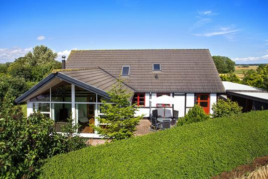Villa på Saltøvej i Næstved - Ejendommen