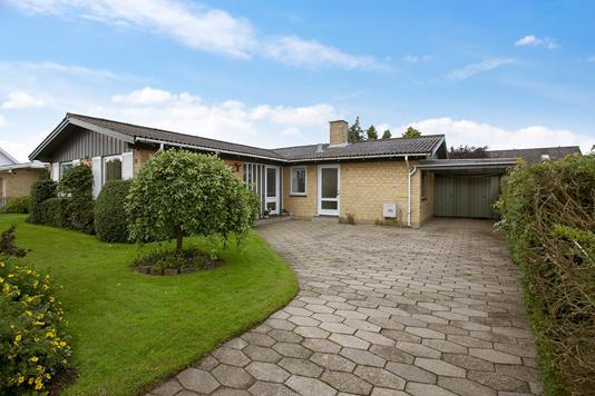 Villa på Dysagervej i Næstved - Ejendommen